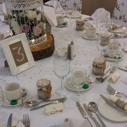 Gretna Hall Wedding Meal
