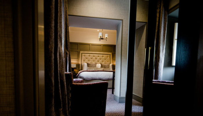 Gretna Hall Hotel Rooms