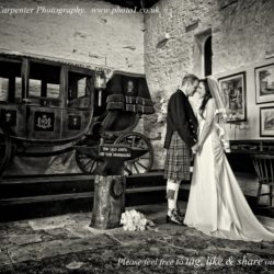 Gretna Hall Coach House Weddings
