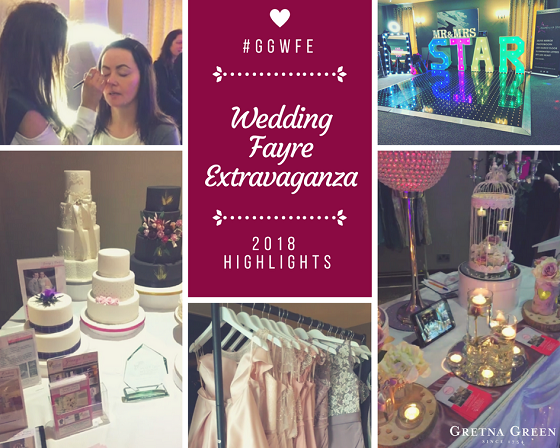 Wedding Fayre Extravaganza 2018 Highlights