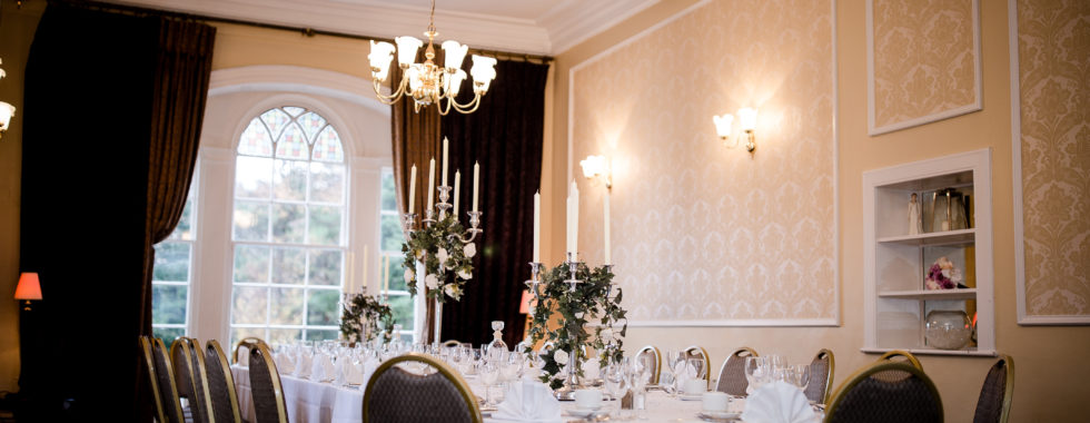 Ramsey Macintosh Suite at Gretna Hall Hotel