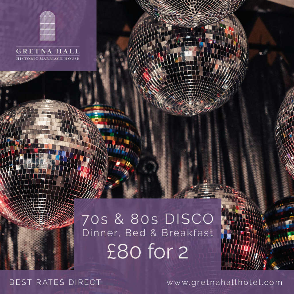 70s & 80s Disco Package